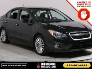 2014 Subaru Impreza 2.0i LTD CVT AWD Sunroof Cuir-Chauf Bluetoot