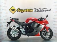 2015 65 HYOSUNG GT 125 R SPECIALISTS IN GOOD/POOR CREDIT
