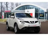 Nissan Juke 1.2 DIG-T N-Connecta PETROL MANUAL 2016/16