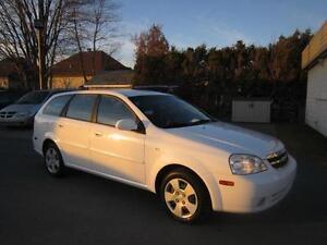 2006 Chevrolet Optra 26 000KM SEULEMENT LS automatique familiale