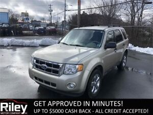 2011 Ford Escape XLT STARTING AT $120.12 BI-WEEKLY