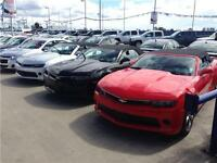 2014 Chevrolet Camaro Convertible 2LT - red, silver, black