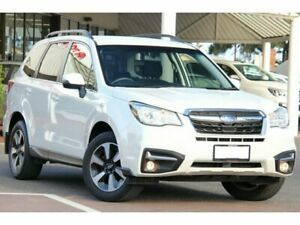 2016 Subaru Forester S4 MY16 2.5i-L CVT AWD White 6 Speed Constant Variable Wagon Christies Beach Morphett Vale Area Preview