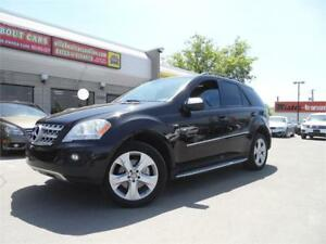 2009 MERCEDES BENZ ML320 BLUETEC 4MATIC  **NAV+CAMERA**