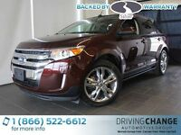2012 Ford Edge SEL-Nav-Heated Seats-Backup Sensors/Camera
