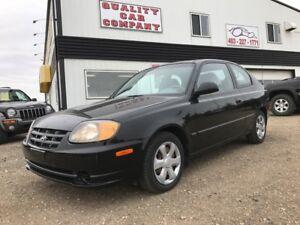 2004 Hyundai Accent GS Auto.  SALE $2950!!!