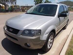 2006 Ford Territory SUV Mount Louisa Townsville City Preview