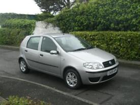 FIAT PUNTO 1.2 16v Dynamic AUTOMATIC 5 DOOR 2005 (05) MINT ONLY 39,000 MILES FSH