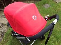 Bugaboo Cameleon Pram and Pushchair