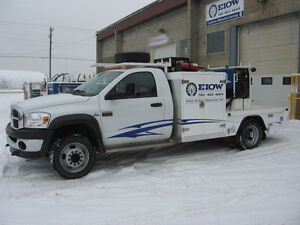 2008 Welding Rig for Sale