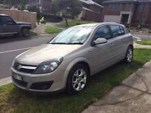 Tidy 2006 Holden Astra Hatchback with Leather seats Lilydale Yarra Ranges Preview