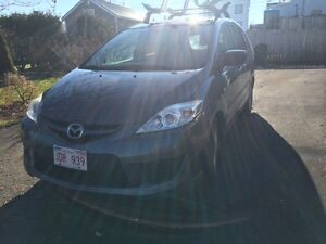 2009 Mazda Mazda5 GS Hatchback In Excellent Used Condition