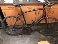 Specialized sirrus 2010 carbon