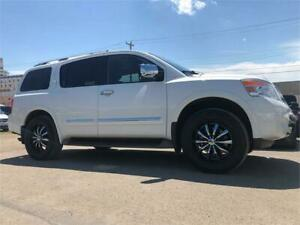 2013 Nissan Armada Platinum Edition-REMOTE STATER/FULLY LOADED+