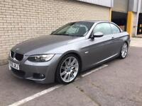 BMW 3 SERIES 320D M SPORT HIGHLINE Grey Manual Diesel, 2009