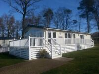 Platinum plus Caravan for hire in Clacton on Sea