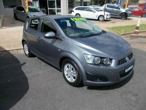 2013 Holden Barina CD Grey 6 Speed Automatic Hatchback Young Young Area Preview