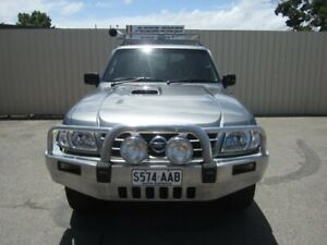 2003 Nissan Patrol GU III ST-L (4x4) Platinum 4 Speed Automatic Wagon Windsor Gardens Port Adelaide Area Preview