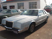 REDUCED RARE ...$3995  CHRYSLER IMPERIAL 1981