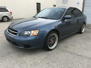 2005 SUBARU LEGACY 2.5l SEDAN manual, NO ACCIDENT