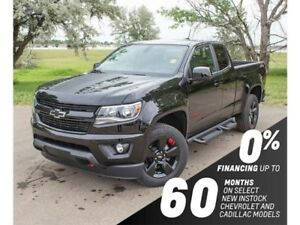 2018 Chevrolet Colorado LT Redline Edition w/Strip pack