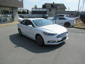 2017 Ford Fusion AWD - 2.0L ECOBOOST