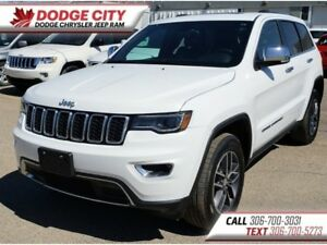 2018 Jeep Grand Cherokee Limited 4x4 | Nav, Htd.Leather, Rem.Sta