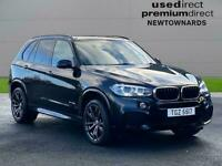 2017 BMW X5 Xdrive30D M Sport 5Dr Auto [7 Seat] Estate Diesel Automatic