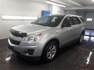 2011 Chevrolet Equinox LS ,financement maison ,2ieme et regulier