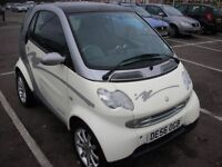 SMART FORTWO 0.7 PASSION SOFTOUCH 2d AUTO 61 BHP Low miles - Ba (silver) 2007