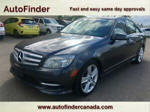 2011 Mercedes C300 4matic