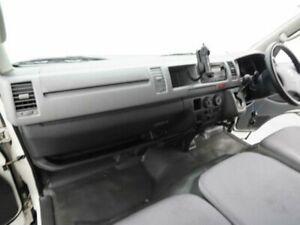 2009 Toyota HiAce KDH221R MY07 Upgrade SLWB French Vanilla 4 Speed Automatic Van Bibra Lake Cockburn Area Preview