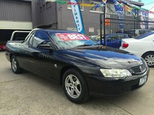 2003 Holden Commodore VY II S 4 Speed Automatic Utility Brooklyn Brimbank Area Preview