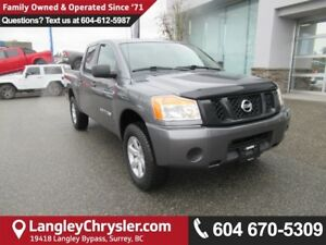 2014 Nissan Titan S <b>*ACCIDENT FREE*POWER GROUP*<b>