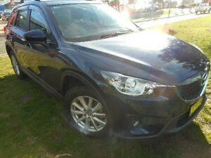 2013 Mazda CX-5 MY13 Maxx Sport (4x4) Blue 6 Speed Automatic Wagon Belconnen Belconnen Area Preview