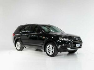2014 Ford Territory SZ TS (RWD) Black 6 Speed Automatic Wagon Devonport Devonport Area Preview