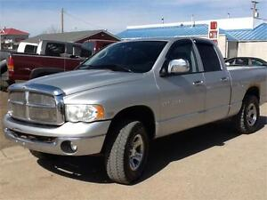 2004 Dodge RAM CREW 4X4 $5995 MIDCITY WHOLESALE 1831 SK AVE
