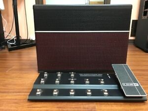 NEW MODEL - LINE6-  AMP 150 Watts with Line6 pedalboard