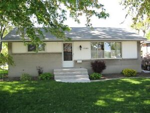 CLOSEST PROPERTY to ST CLAIR COLLEGE - 4 Bedrooms Available