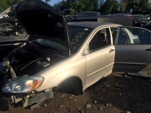 2004 Toyota Corolla just in for parts at Pic N Save!