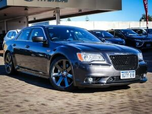 2013 Chrysler 300 LX MY13 SRT-8 Grey 5 Speed Sports Automatic Sedan Morley Bayswater Area Preview