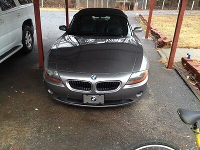 2003 BMW Z4 2.5i Convertible 2-Door 2003 BMW Z4 2.5i Convertible 2-Door 2.5L