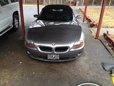 2003 BMW Z4 2.5i Convertible 2-Door 2003 BMW Z4 2.5i Convertible 2-Door 2.5L