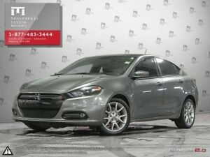 2013 Dodge Dart Rallye 6-speed manual