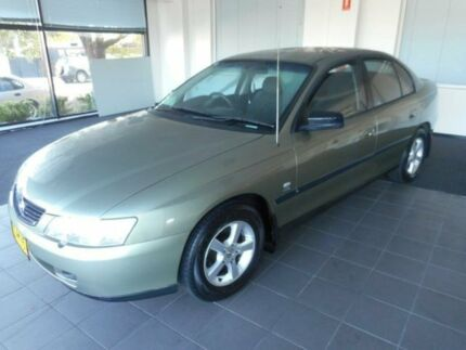 2003 Holden Commodore VY Executive 4 Speed Automatic Sedan Haberfield Ashfield Area Preview