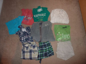 10 piece Aero, Hollister, American Eagle lot, women's S