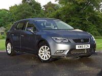 SEAT Leon 1.2 TSI SE (Tech Pack) 5dr (start/stop) (grey) 2016