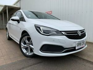 2016 Holden Astra BK MY17 RS White 6 Speed Sports Automatic Hatchback Port Adelaide Port Adelaide Area Preview