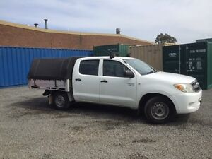 2007 Toyota Hilux Ute Crows Nest North Sydney Area Preview