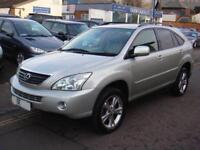 2006 Lexus RX 400h 3.3 SE 5dr CVT Auto 5 door Estate